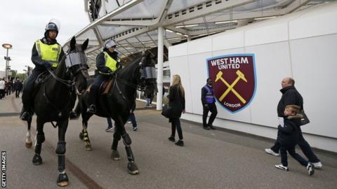 Shuttle buses, tea troubles and pitch problems – has West Ham's stadium move failed?