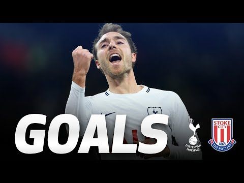 GOALS | Spurs 5-1 Stoke City