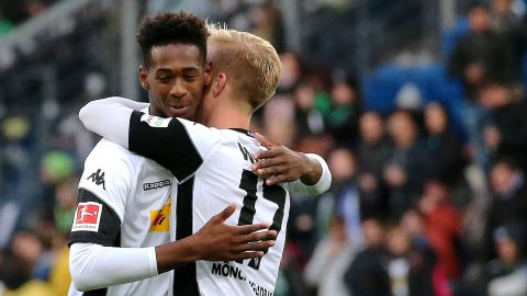 Oxford makes first Bundesliga start West Ham loanee Reece Oxford made his first Bundesliga start for Gladbach on Matchday 16. vor 2 Stunden