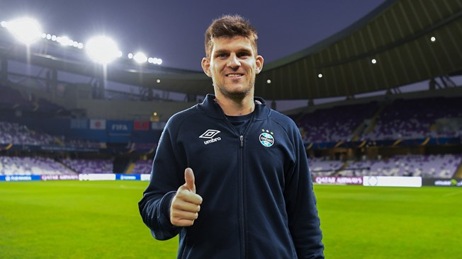 Kannemann: Pachuca is our Club World Cup final