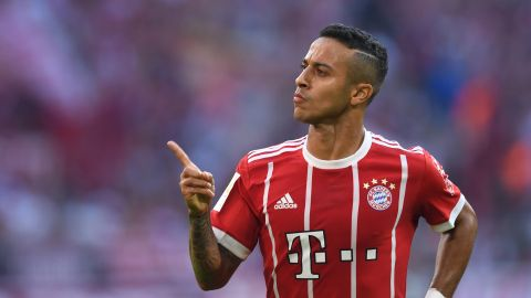 10 things on Bayern Munich's Thiago Alcantara From Barca to Bayern: everything on and off the pitch that makes this Spanish passing maestro tick. vor 2 Stunden