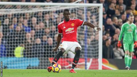 Eric Bailly: Man Utd boss Jose Mourinho says defender's ankle injury is 'serious'