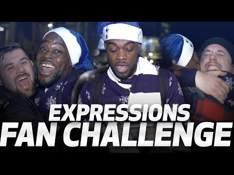 EXPRESSIONS | WEMBLEY WAY FAN CHALLENGE!
