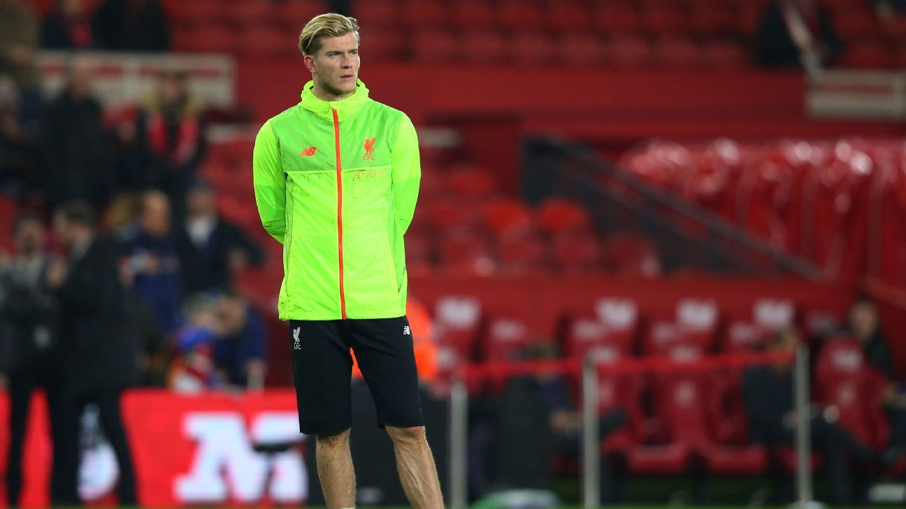 Loris Karius will fight to be Liverpool's No. 1 keeper