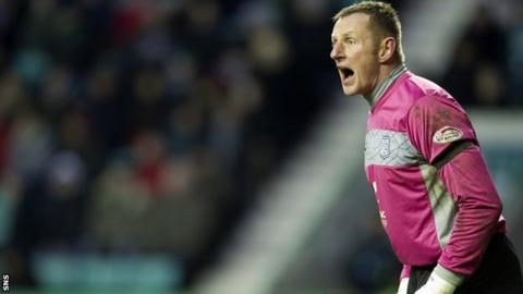 Ex-Scotland keeper Douglas emerges from 'scary, lonely' place of bankruptcy
