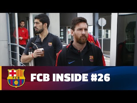 The week at FC Barcelona #26