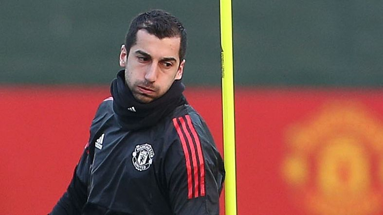 Mkhitaryan future doubt after Mou row - sources