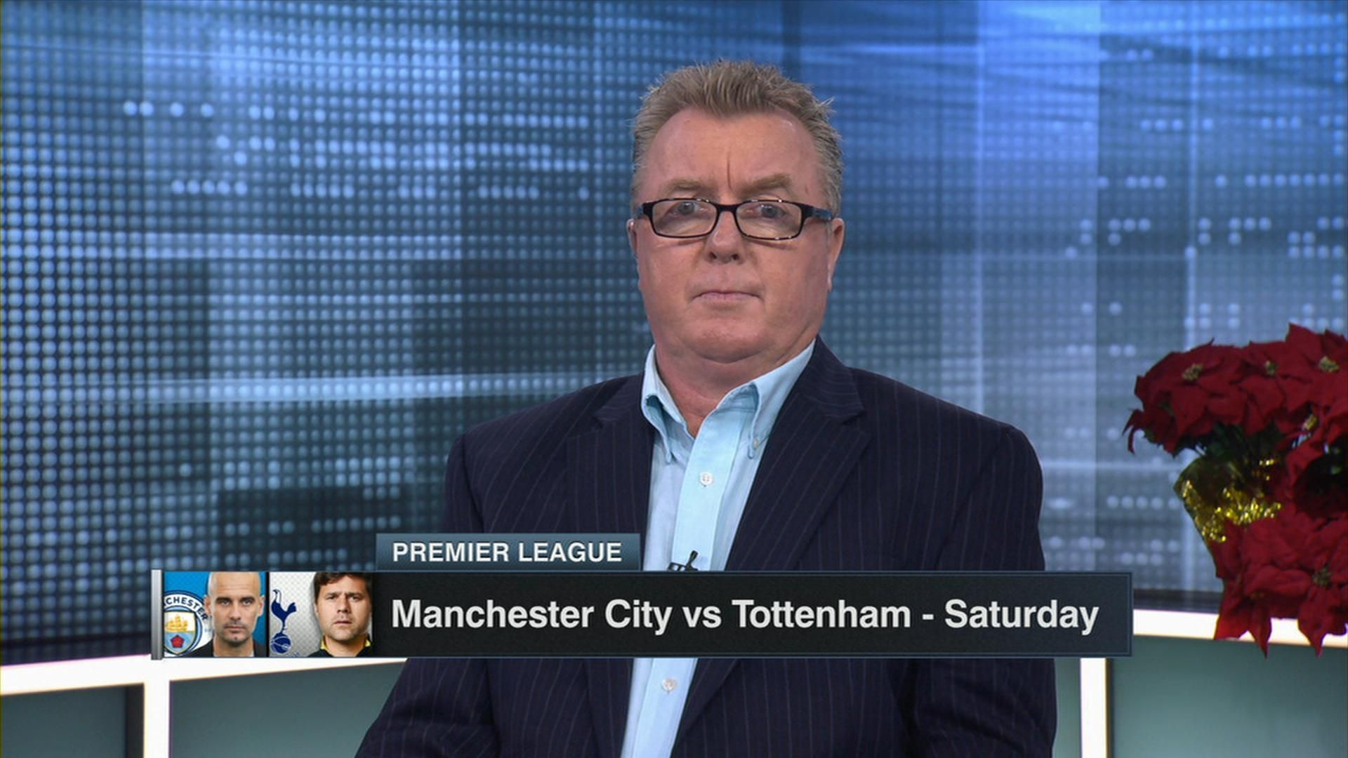 Poch: Spurs 'opposite' of big-spending City
