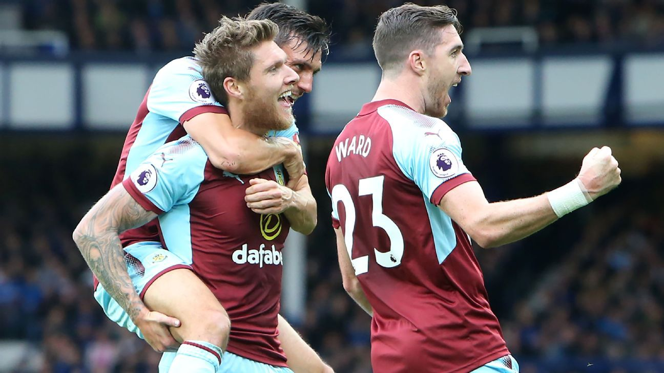 Sean Dyche: Culture of equality doesn't allow big heads at Burnley