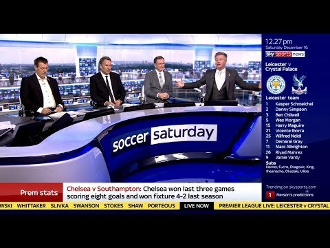 Soccer Saturday pundits defend Lukakus recent performances
