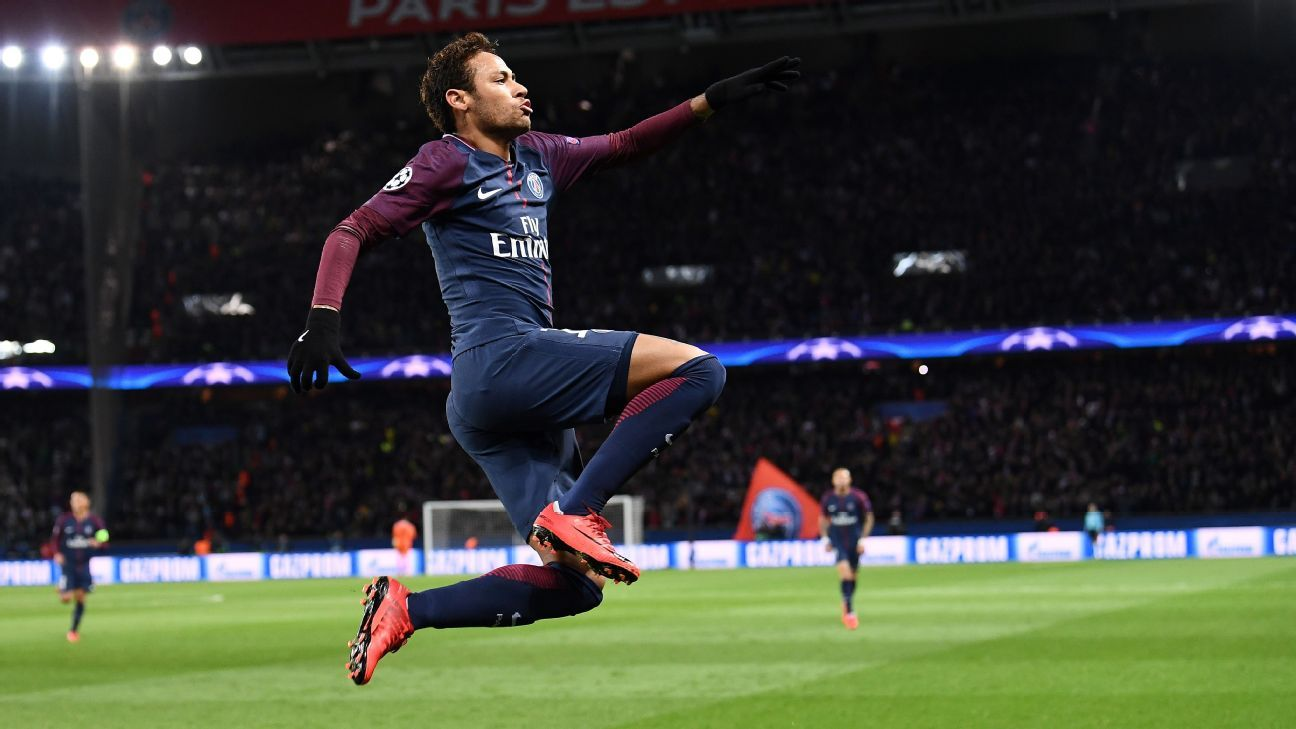 It 'really hurt' Barcelona when Neymar left for Paris Saint-Germain - Pique