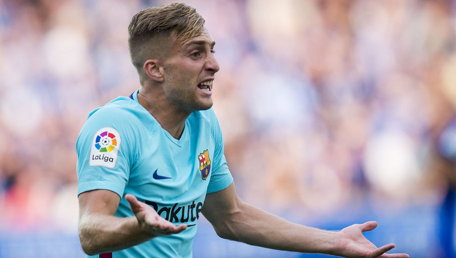 Barcelona Suffer Blow as Gerard Deulofeu Looks Set to Miss El Clásico With Knee Injury