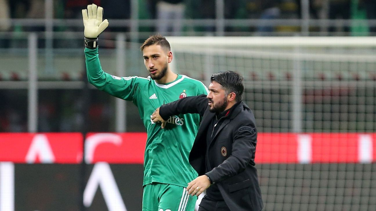 Milan supporters too harsh, rushed in latest row with Gianluigi Donnarumma
