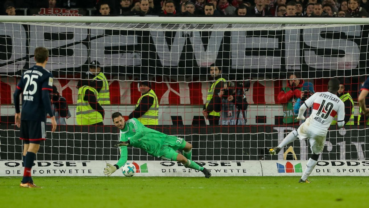 Sven Ulreich 'worth his weight in gold' after penalty save - Jupp Heynckes
