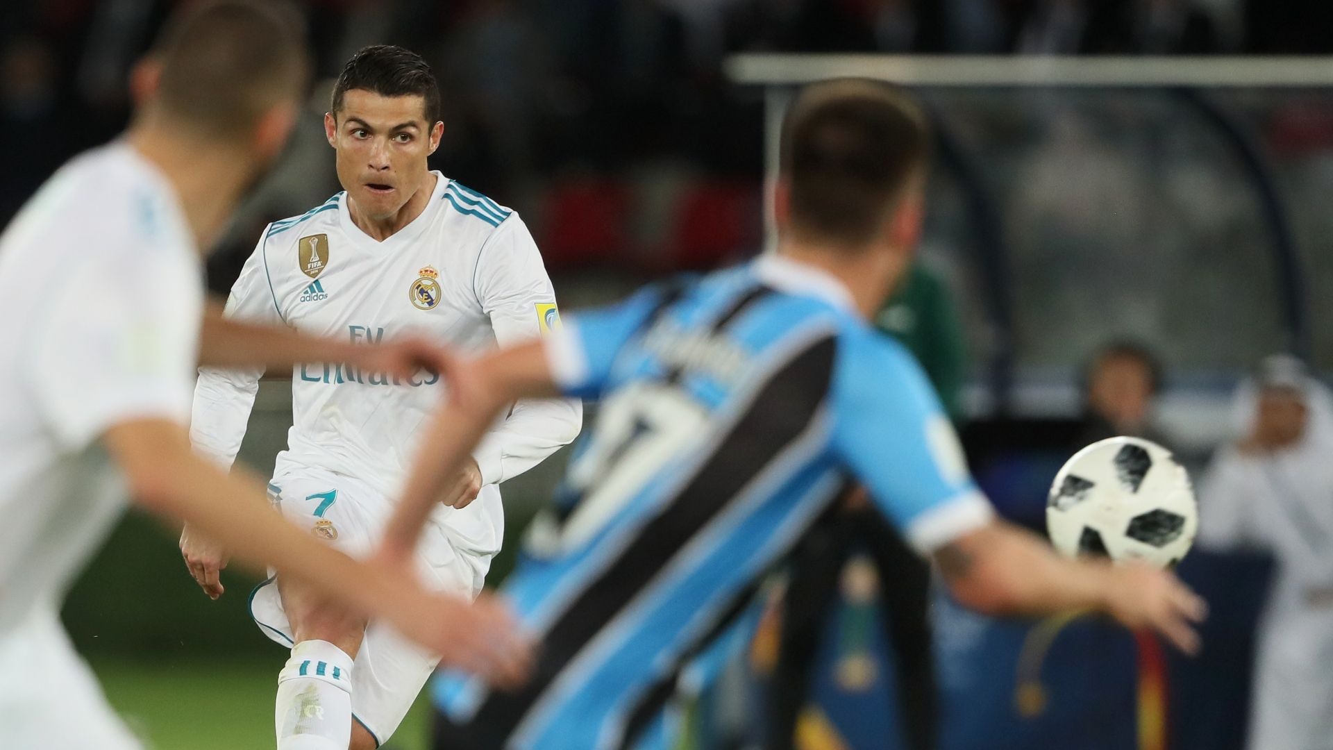 Clutch Ronaldo delivers Madrid Club World Cup