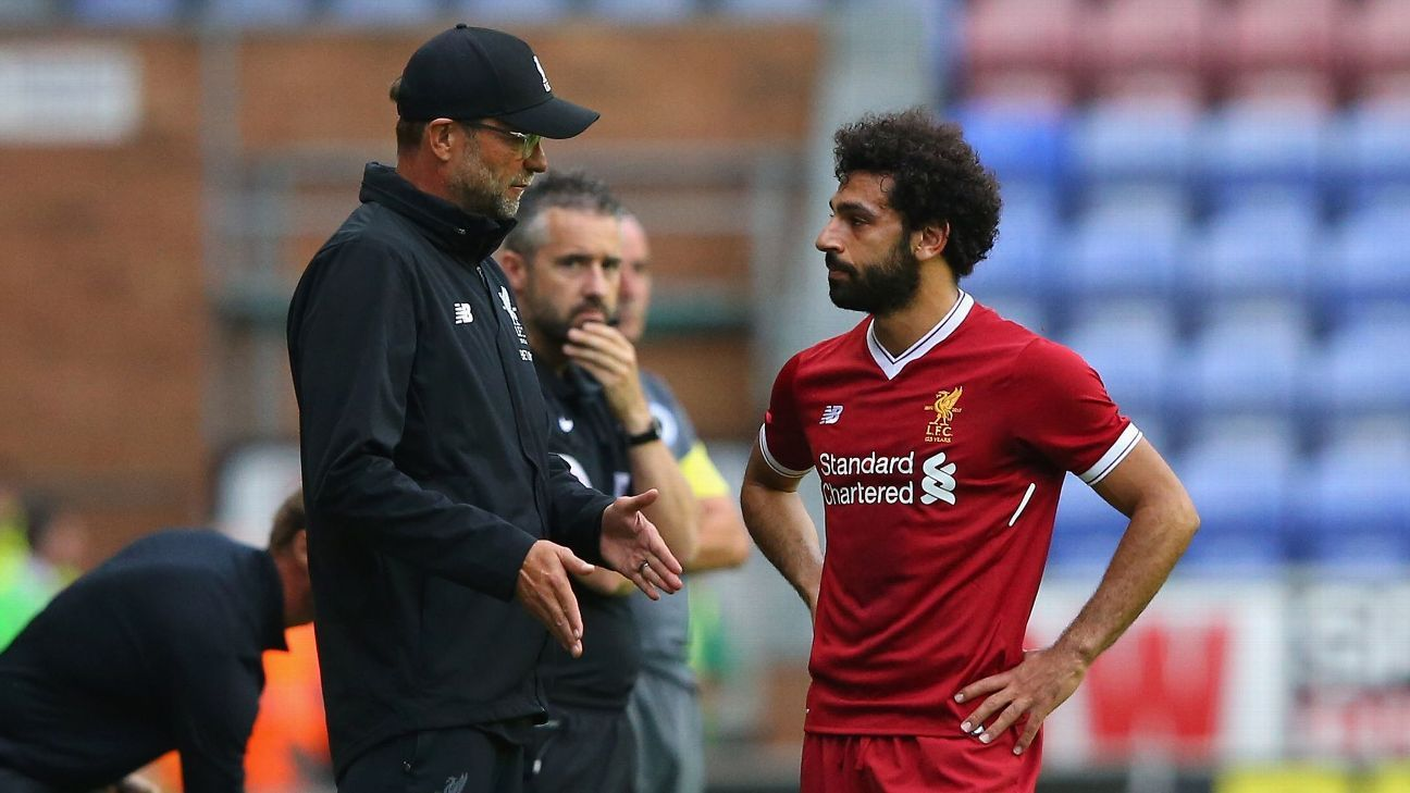 Jurgen Klopp: Liverpool's scouts insisted on Mohamed Salah signing