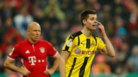 Watch out Bayern! Julian Weigl says Dortmund are up to Bayern's challenge in the DFB Cup on Wednesday... vor 2 Stunden