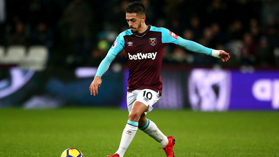 Manuel Lanzini Faces 2-Match Ban Following Simulation During West Ham Rout Over Stoke City