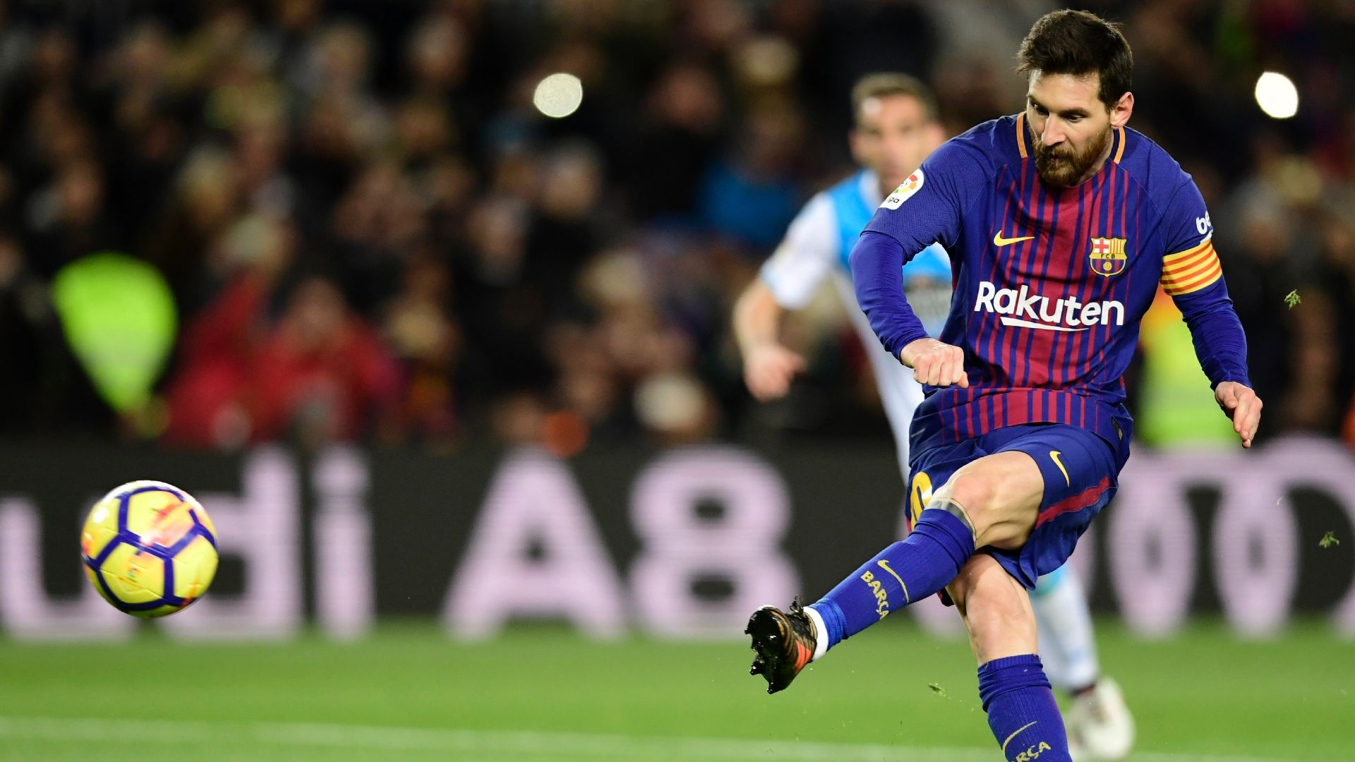 Messi an 8/10 despite misses vs. Depor