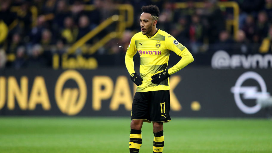 Borussia Dortmund Director Reveals the One Problem He Has With Pierre-Emerick Aubameyang