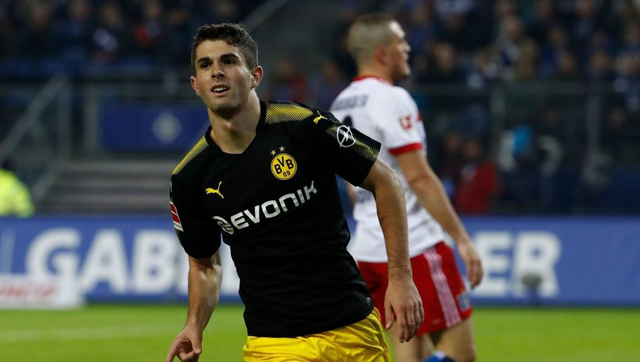 FanView: Taking a Closer Look at Borussia Dortmund Star Christian Pulisic's Rise to the Top