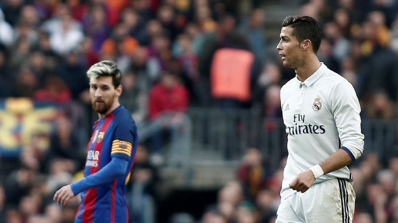 Ronaldo, Messi and BBC trio in Real Madrid's pre-Clasico thoughts