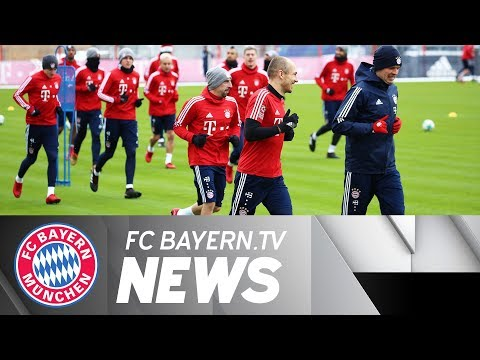 FC Bayern - BVB: Closing out the year with a blockbuster
