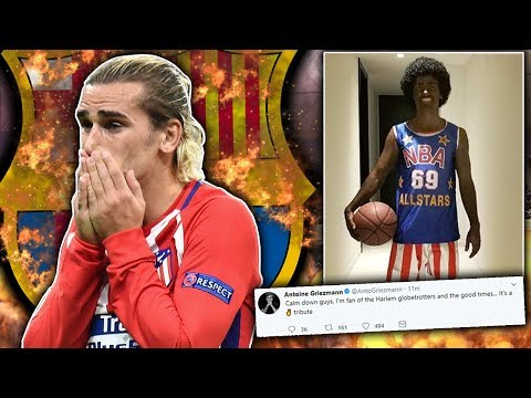Has Antoine Griezmann DESTROYED His Chances Of £100M Barcelona Move?!  | W&L