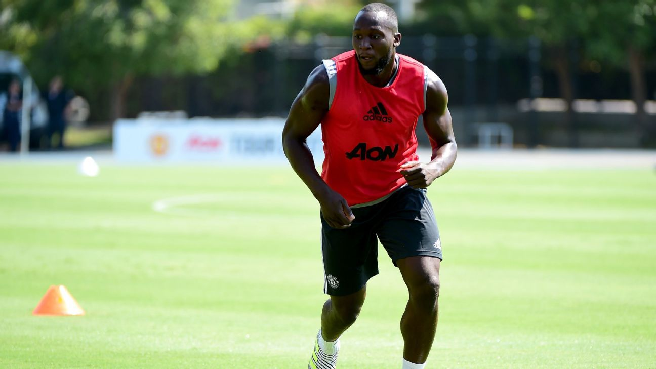 Romelu Lukaku reimburses Beverly Hills police over July arrest