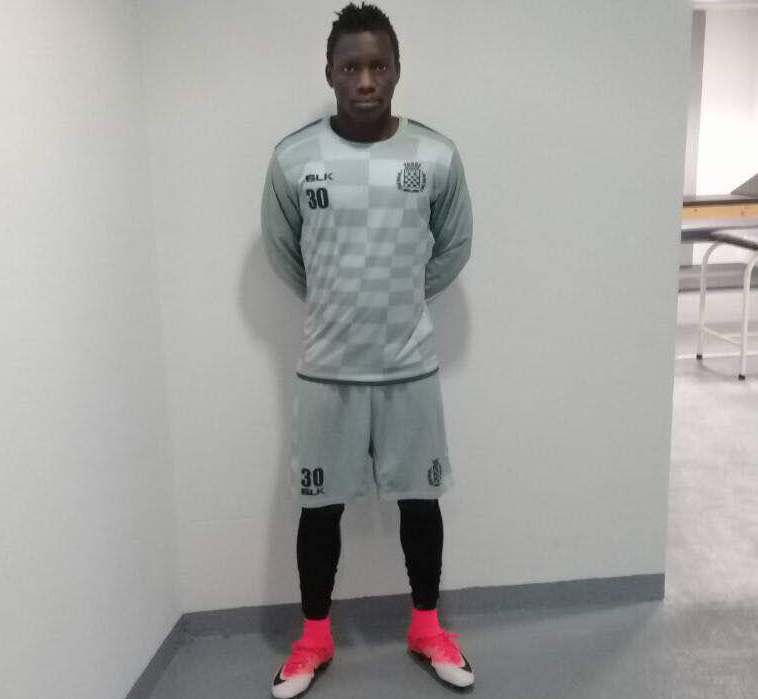 Portuguese giants Boavista promote 'New Essien' Yaw Ackah to senior side after sparkling for youth side