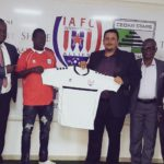 Niger star Victorien Adje Adebayor officially becomes Inter Allies player