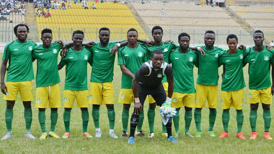 2018 CAF Confed Cup: Aduana Stars secure first win after victory Congolese side AS Vita