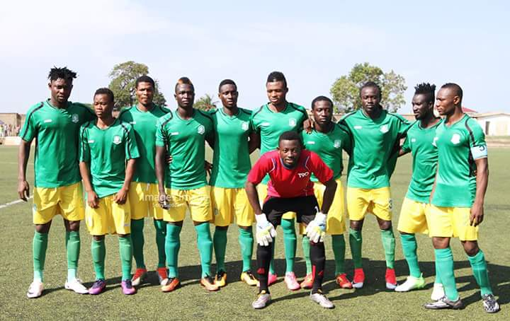 Aduana Stars among cast for 2018 CAF Champions League draw
