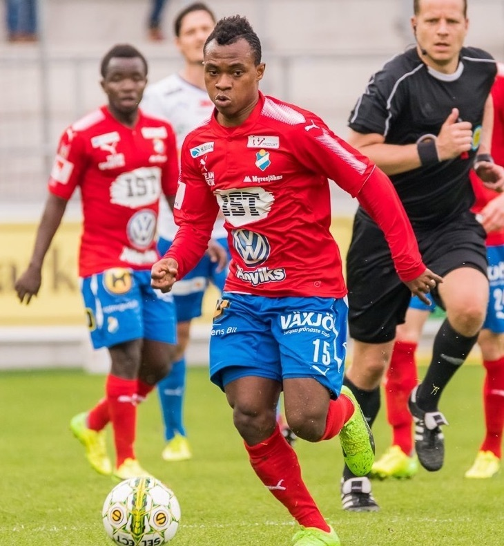 Former Inter Allies defender Enoch Adu joins Swedish third-tier side K Karlskrona permanently