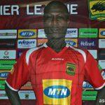 PHOTOS: Asante Kotoko unveil former striker Akakpo Patron as assistant coach
