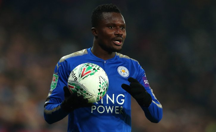 Bad news for Daniel Amartey as Leicester City make second bid for Marseille star Bouna Sarr