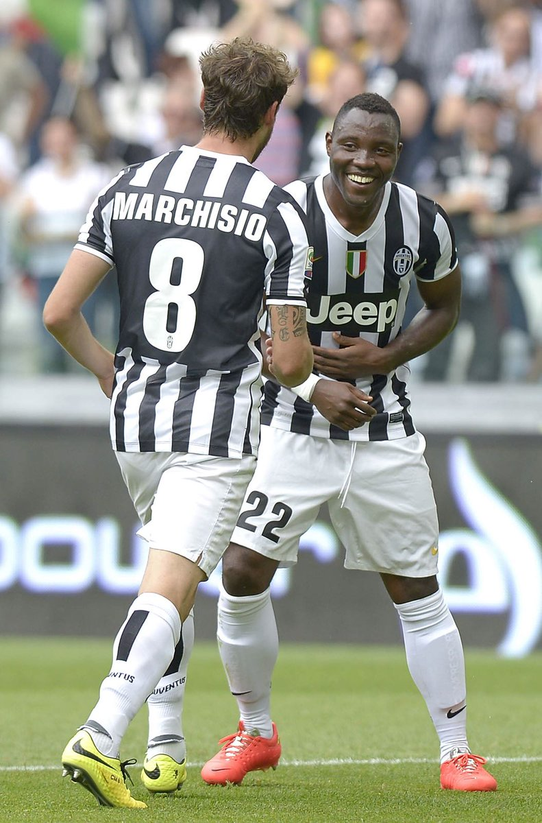 Juventus will not renew the contract of midfielder Kwadow Asamoah in the summer