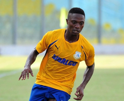 Ex-Ghana Under-20 star Asiedu Atobrah attempts to re-launch career at Hearts of Oak
