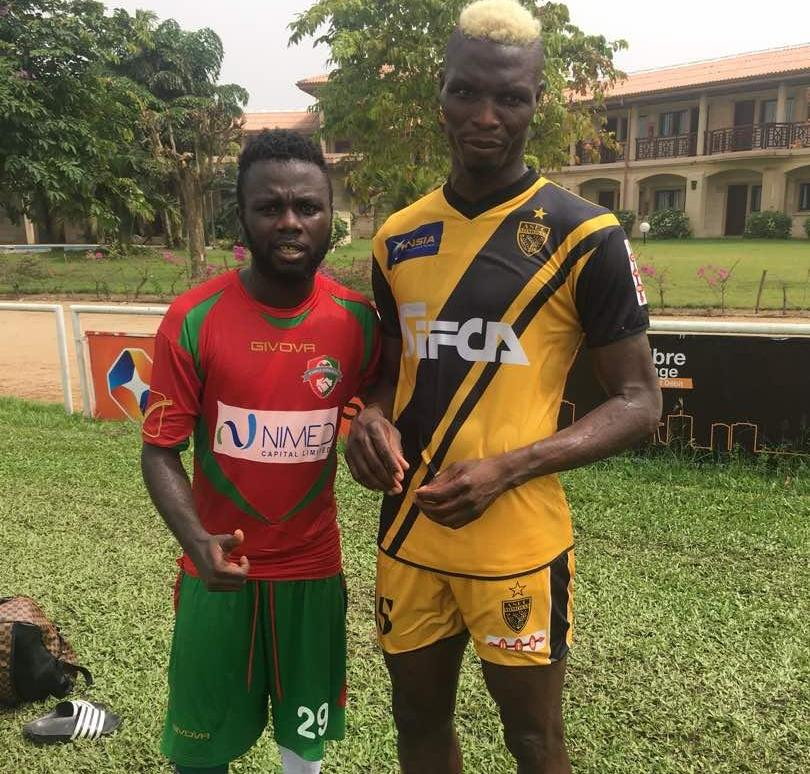 Ghana Premier League new boys Karela United hold giants ASEC in friendly