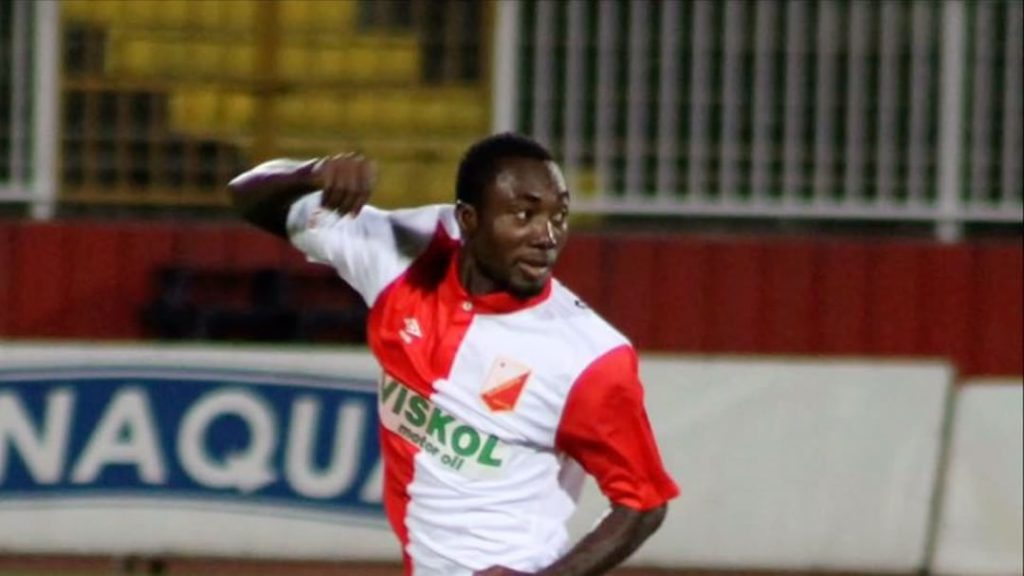 Former Ghana U20 captain Joseph Owusu Bempah joins Mexican side Murciélagos FC on three-year deal