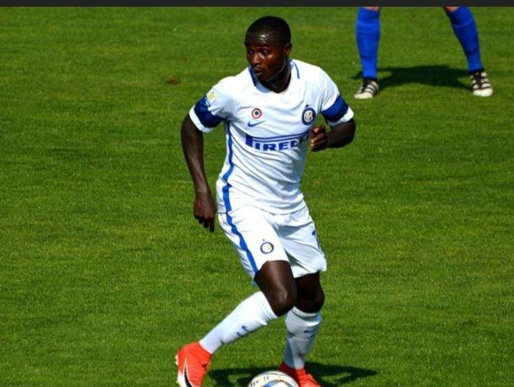 Inter Milan could loan promising midfielder Stephen Danso during January window