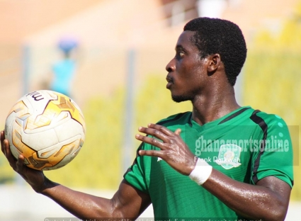Aduana Stars winger Daniel Darkwa set to join Mexican side Murciélagos FC - report
