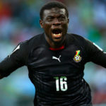 Fatau Dauda explains reason behind celebration after saving Ronaldo's close-range header at 2014 World Cup