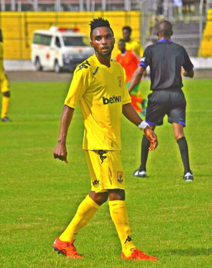 Busy Elmina Sharks closing in on AshGold's Prince Owusu