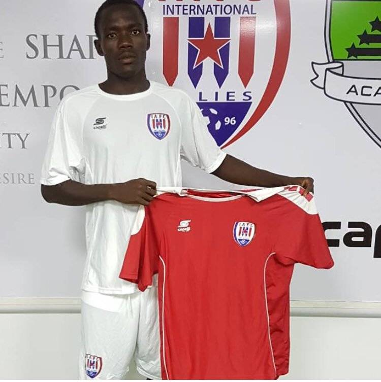 Inter Allies complete Michael Otuo capture from DOL side Unistar Academy