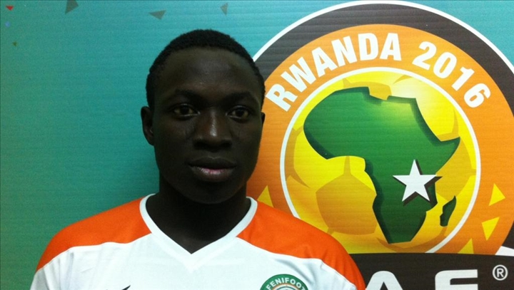 Inter Allies sign Niger WAFU Cup star Victorien Adebayor