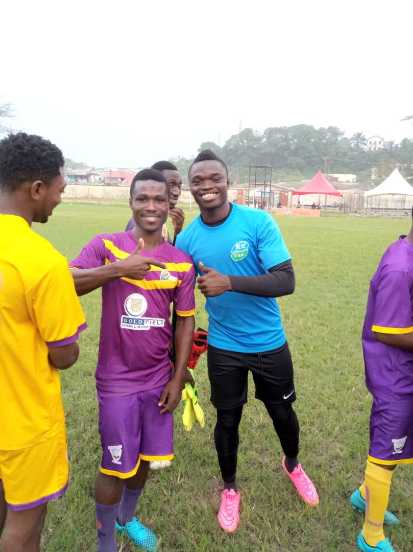 Medama begin pre-season without star midfielder Kwasi Donsu