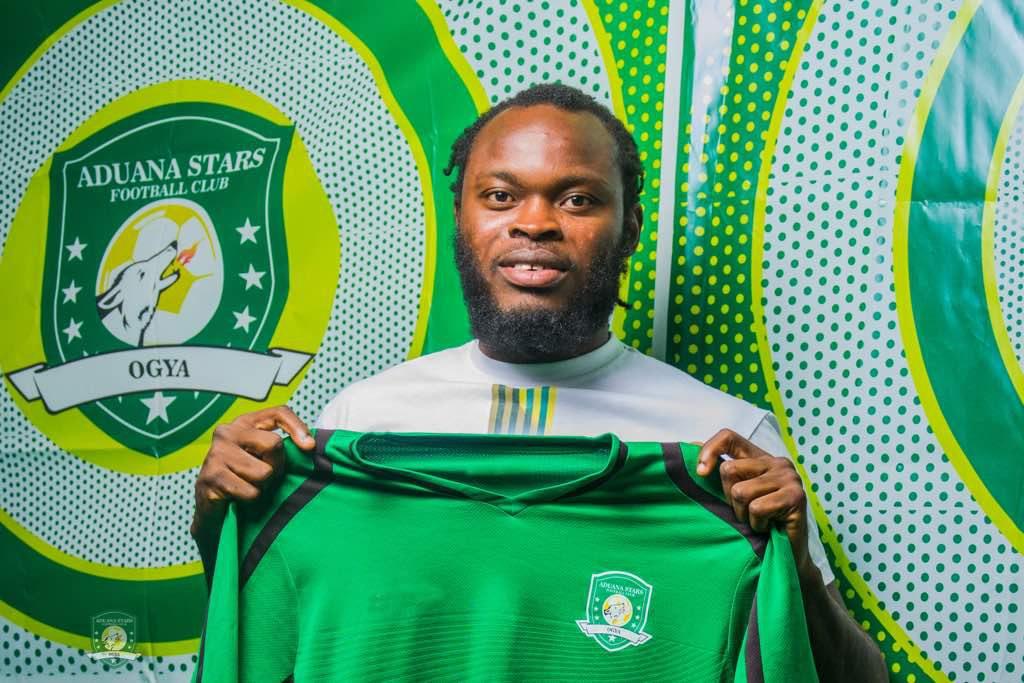 Aduana Stars chief banks club's Africa hopes on striker Yahaya Mohamed