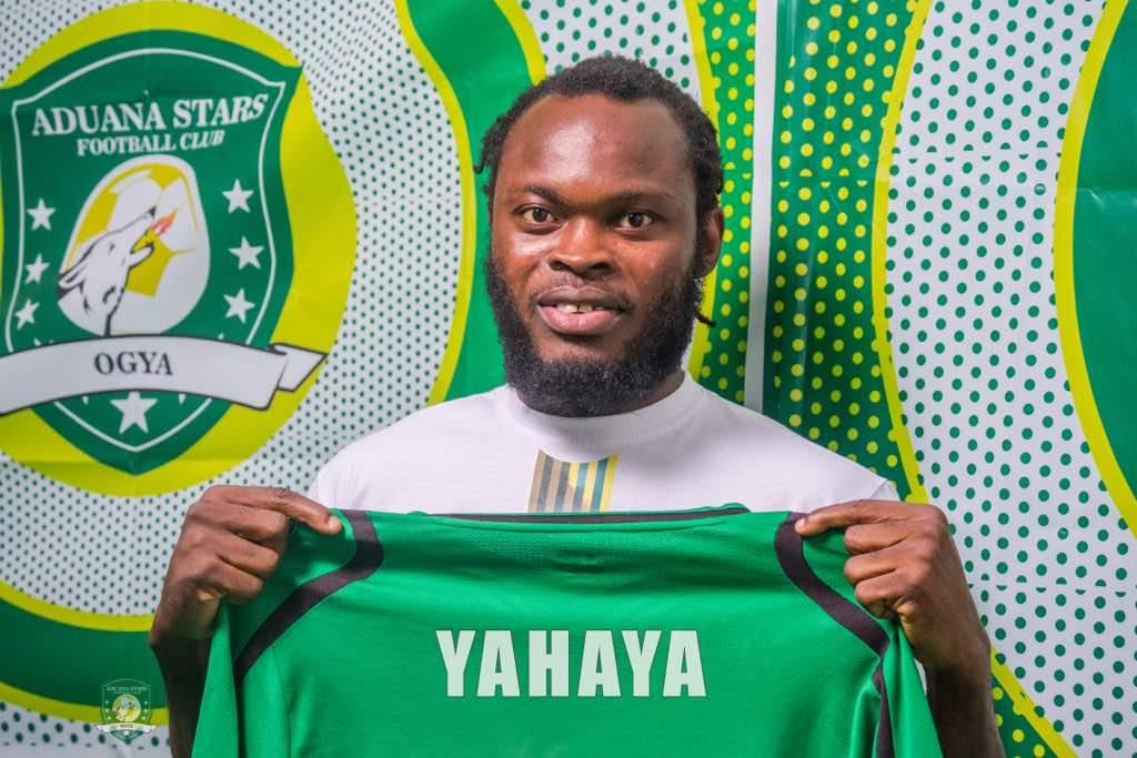 PHOTOS: Yahaya Mohammed completes Aduana Stars return ...