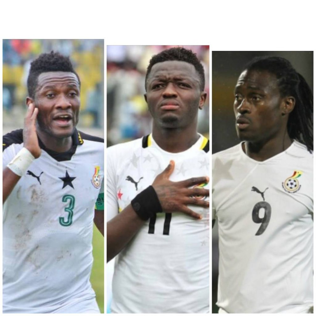 EXCLUSIVE: Ghana superstars Gyan, Muntari and Boateng block attempts to sell former club Liberty Professionals